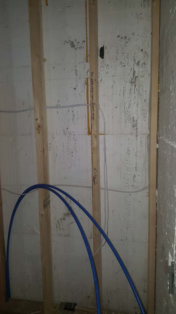 Rough In Gallery 3 Electrical Wiring 10